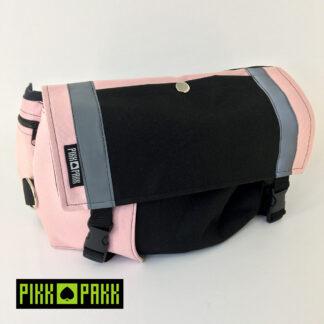 PIKK PAKK Blöki rózsaszín övtáska